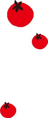 トマトイラストイメージ